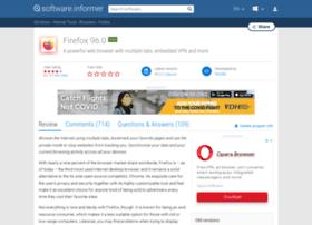 firefox.software.informer.com