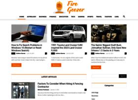 firegeezer.com