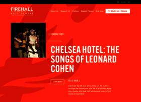 Firehallartscentre.ca