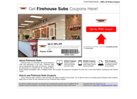 firehousesubs.couponrocker.com