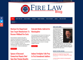 firelaw.firefightersworldwide.com