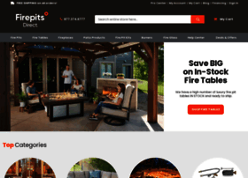 firepitsdirect.com