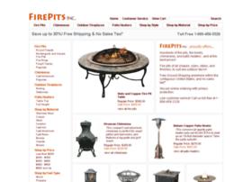 firepitsinc.com