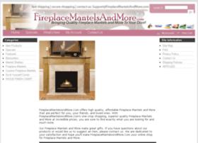fireplacemantelsandmore.com