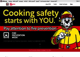 firepreventionweek.org