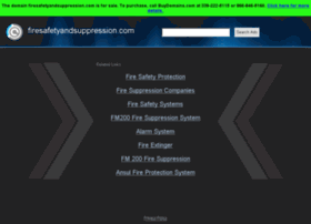 firesafetyandsuppression.com