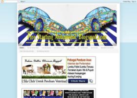 firestartingautomobil.blogspot.com