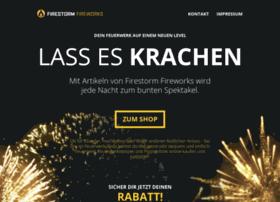 firestorm-fireworks.de