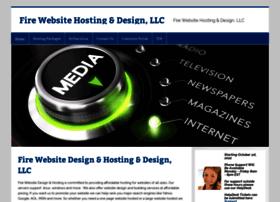 firewebsitehosting.com