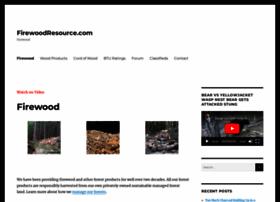 firewoodresource.com