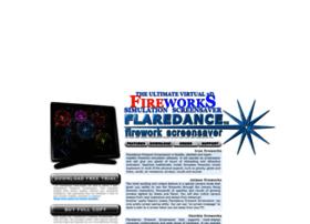 firework-screensaver.com