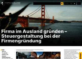 firma-ausland.de