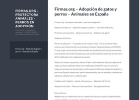 firmas.org