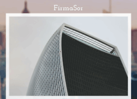 firmasor.net