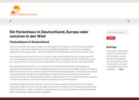 first-ferienhaus.de