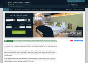 first-hotel-grims-grenka.h-rez.com