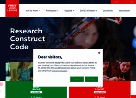 first-lego-league.org