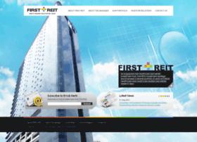 first-reit.com