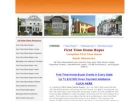 first-time-home-buyer-s.com