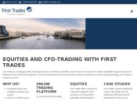 first-trades.com