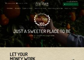 first1bank.com