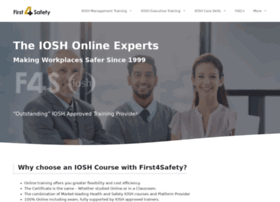first4safety.co.uk