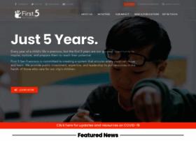 first5sf.org