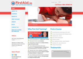 firstaid.ie