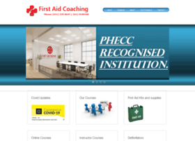 firstaidcoaching.ie