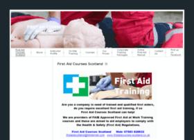 firstaidcourses-scotland.co.uk