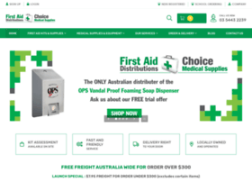 firstaiddistributions.com.au