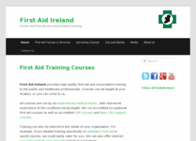 firstaidireland.org