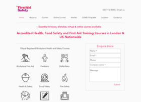 firstaidsafety.co.uk