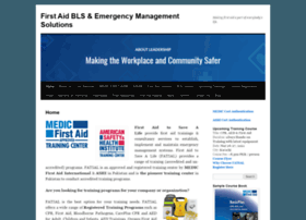 firstaidtosavealife.com