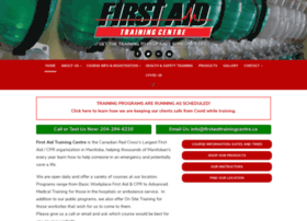 firstaidtrainingcentre.ca