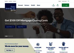 firstambank.com