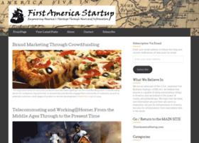 firstamericastartup.wordpress.com
