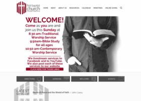 firstbaptistchandler.org