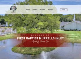 Firstbaptistchurchmi.org