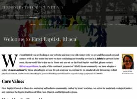 firstbaptistithaca.org