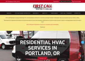 firstcallheat.com