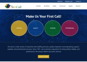 firstcallinc.com