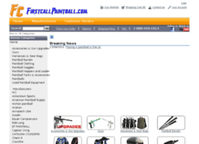 firstcallpaintball.com