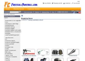 firstcallpaintball.com