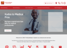 firstcaribbeanbank.com
