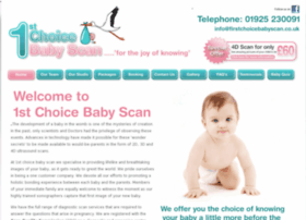 firstchoicebabyscan.co.uk
