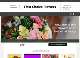 firstchoiceflowers.com.au
