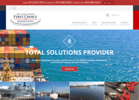 firstchoicemarinesupply.com