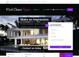 firstchoicespain.com