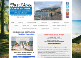 firstchoicetravelandcruise.com